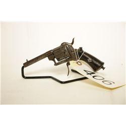 Unusual Pinfire Revolver