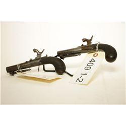 Pair of Pocket (Muff) Pistols