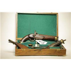 Sea Service Type Percussion Pistol