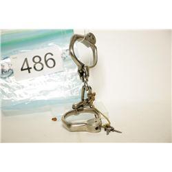 Antique Handcuffs