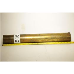 Brass Cannon Casing