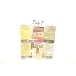 Various 12 Gauge Ammo