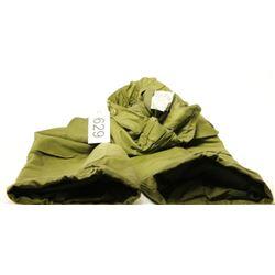 Surplus Green Windbreaker Pants