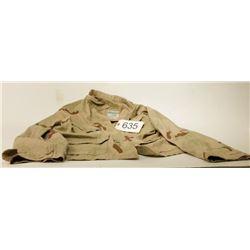 Surplus US Military Desert Camo shirt