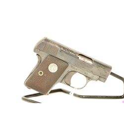 PROHIBITED.  Colt 25 Auto