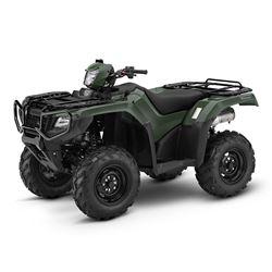 NEW 2017 HONDA RUBICON TRX500FA6H ATV