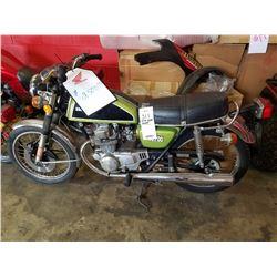 HONDA VINTAGE 1974 CB200 STREET MOTORCYCLE
