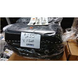 NEW SADDLE BAG SET .MODEL 339R