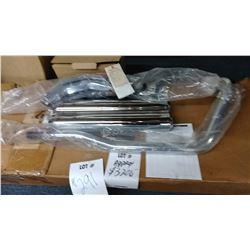 HONDA  NEW 2010 SABRE MUFFLER SYSTEM / $3136.50 BY COBRA