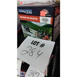 NEW FIRE-POWER BATTERY CTZ14S-BS / $76.95
