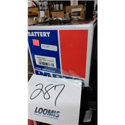 NEW BATTERY YTZ12S-85  / $86.95