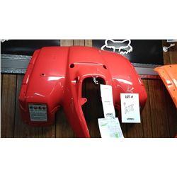 NEW HONDA RED ATV FENDER 61100-HNS-670ZA  /$235.00