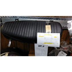 HONDA VINTAGE SEAT  77200 345 670A SCRAMBLER 350/  SUPER SPORT /$530.89