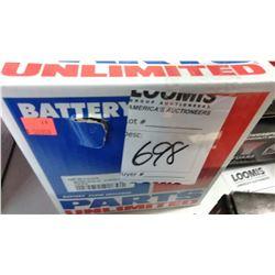 NEW MOTORCYLCE/ATV BATTERY/$50.95