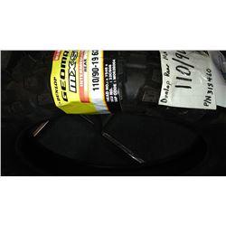 NEW DUNLOP REAR MX51 TIRE 110-90-19/$140.00