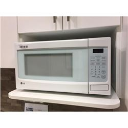 NEW LG white Microwave