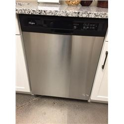 NEW Whirlpool Dishwasher model WDF320PADS2Stainless Steel.