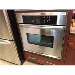 NEW Whirlpool Stainless Convection Wall Oven model# RBS305PVS00