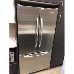 NEW Kitchen Aid Stainless Steel 3 Door Fridge Model# KBFS20EVMS13