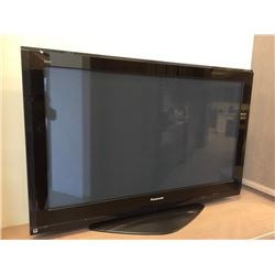 """Panasonic 50"""" Television ( display model, no cords, sold as is)."""