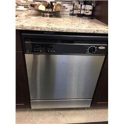 NEW Whirlpool Stainless Dishwasher Model# DU850SWPS4