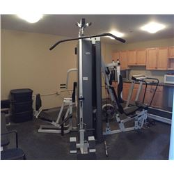 Pacific Fitness Multi Station Work out System