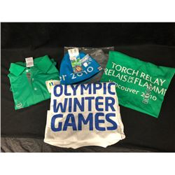 COLLECTIBLE OLYMPIC GAMES SOUVENIR LOT