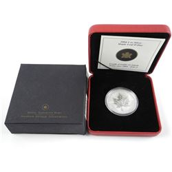 .9999 Fine Silver $20.00 D-DAY Coin 1oz Maple
