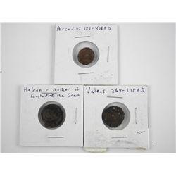 Estate Lot (3) Ancient Coins