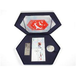 Canadian Forces Snowbird .9999 $5.00 Hologram Coin