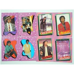 Michael Jackson Super Gloss Photo Cards with Bubbl