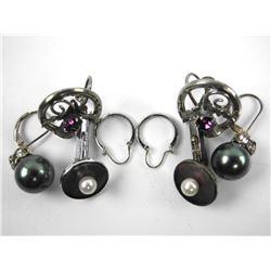Lot of Sterling Silver Jewellery.