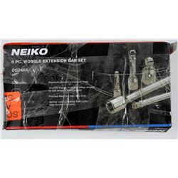 NEIKO 9pc Ratchet Set