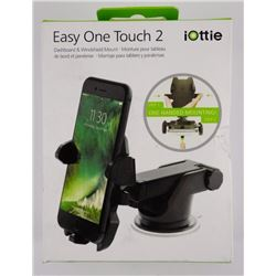 Easy One Touch 2 Window Mount Phone