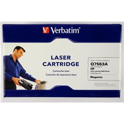 Verbatim - HP Laser Cartridge Q7563A - Color 3000