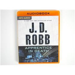 J.D. Robb - Apprentice In Death MP3 - Audio Book