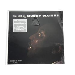 Muddy Waters 'LP'