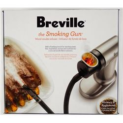 Breville Wood Smoker Infuser 'The Smoking Gun'