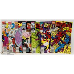 SLEEPWALKER & X-FORCE COMIC COLLECTION