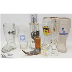 BEER GLASS / BOOT COLLECTION