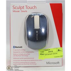 MICROSOFT SCULPT TOUCH - MOUSE.