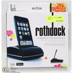 ROTHDOCK FOR IPOD/ IPHONE