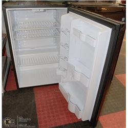 BLACK DANBY DESIGNER BAR FRIDGE
