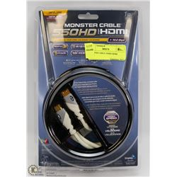 MONSTER CABLE 550HD HDMI CABLE