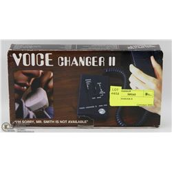 VOICE CHARGER II