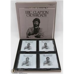 ERIC CLAPTON CROSSROADS 4CD COLLECTOR SET