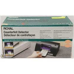 ROYAL ELECTRONIC COUNTERFEIT