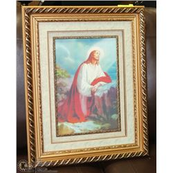PICTURE OF JESUS 24 X 19