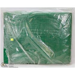GREEN TARP - UNKNOWN SIZE