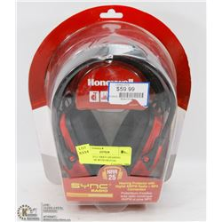 HONEYWELL NRR25 HEARING PROTECTOR WITH DIGITAL